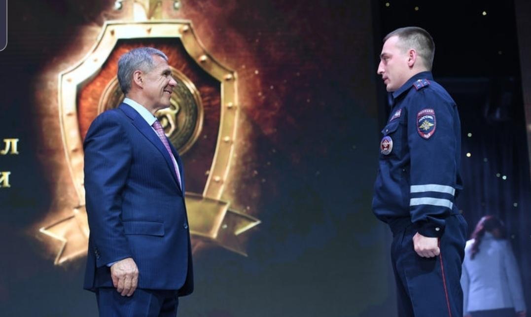 Знаменитый инспектор ДПС, тормознувший депутата Госдумы, уехал из Казани