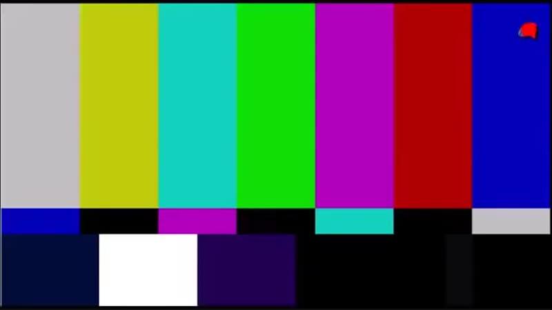 Футаж для переходов Помехи телевизора mp4