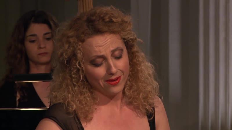 G. F. Händel - Armida abbandonata Lamento d'Alcina (Ah mio cor) - Le Parlement de Musique [Martin Gester] Ivana Lazar, soprano