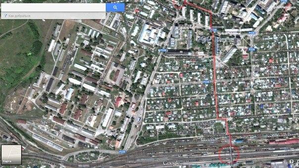 на станцию Сызрань-1,