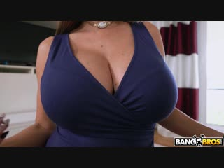 Ava addams - ava fucks her stepson for sniffing her panties
