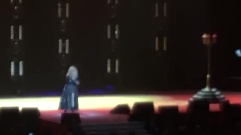 2019.17.04.Алла Пугачёва.Юбилейный концерт в Кремле.Поживи в моей шкуре