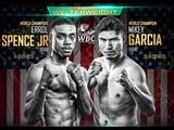Fight Night Champion Эррол Спенс - Майки Гарсия (Errol Spence Jr - Mikey Garcia)