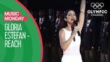 Reach - Gloria Estefan @ Atlanta 1996 Closing Ceremony Music Monday