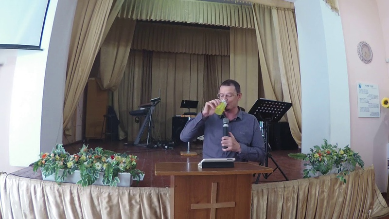 2018.06.24 Конфликты, ч.3 - Давид, Навал и Авигея Зырянов Павел