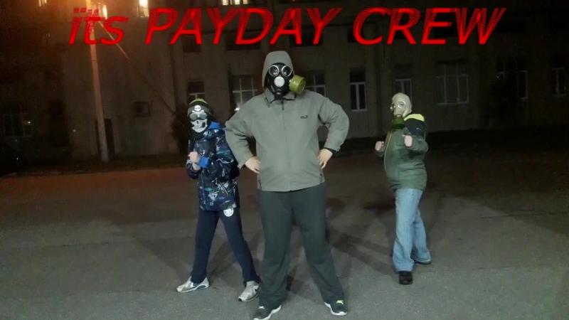 PAYDAY CREW