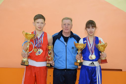 Никита Васильев, Василий Ейников и Алена Тремасова