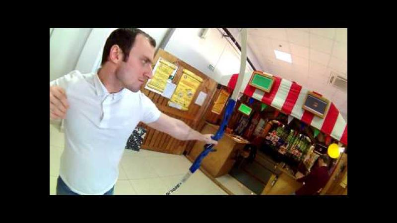 Турнир по стрельбе из лука || Тир Робин Гуд || Тимур VS Сева