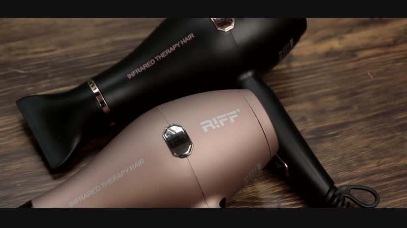 Фен RIFF INFRARED THERAPY HAIR