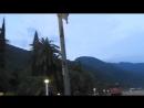 Абхазия. Набережная Гагра