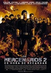 Los Indestructibles 2 (The Expendables 2) (2012) - Latino