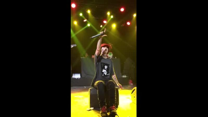 Lil Xan - Watch Me Fall (Live)