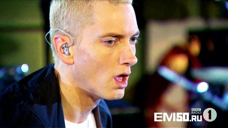 Eminem - Berzerk, Stan, Survival Not Afraid live on BBC Radio 1 (eminem50cent.ru)