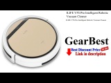 ILIFE V5S Pro Intelligent Robotic Vacuum Cleaner   GearBest - gearbest unboxing