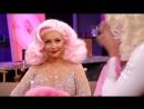 Christina Aguilera Surprises Farrah Moan During Untucked: RuPaul's Drag Race Season 10