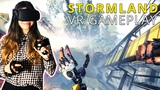 EPIC NEW OPEN WORLD CO-OP VR GAME! - Stormland VR Gameplay (Exclusive Demo from PAX West 2018)