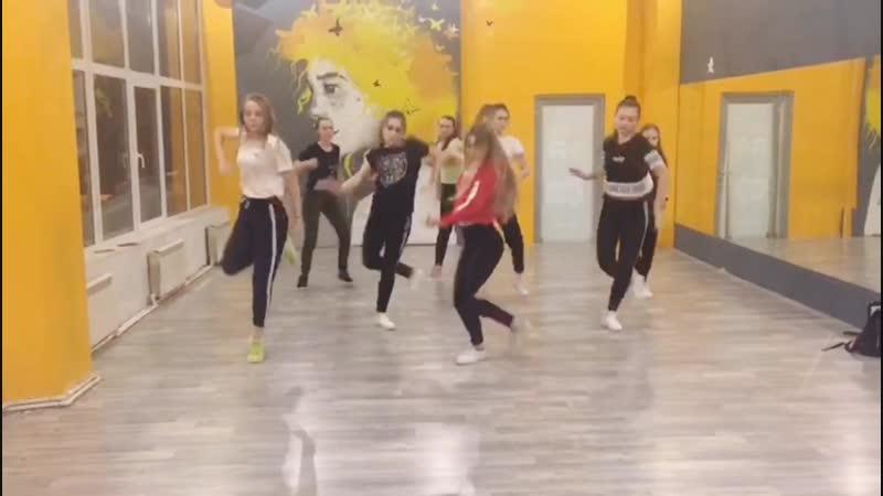 16 Shots- Stefflon Don part 2 girls Choreography EnerDance