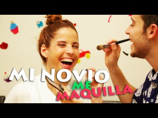 RUGGELARIA - MI NOVIO ME MAQUILLA
