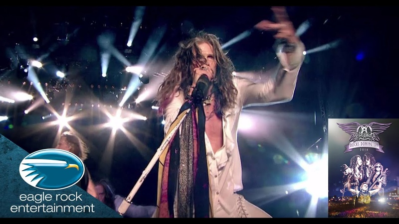 Aerosmith - Walk This Way Trailer (Rocks Donington 2014)