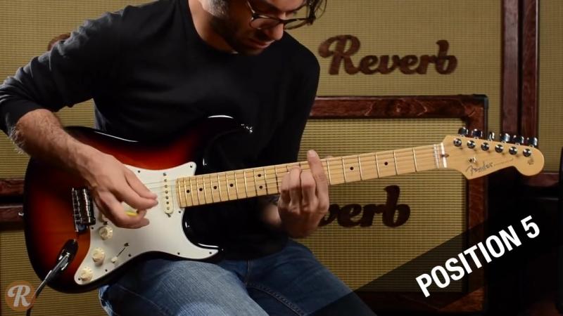 Fender American Standard Stratocaster - Reverb Demo Video