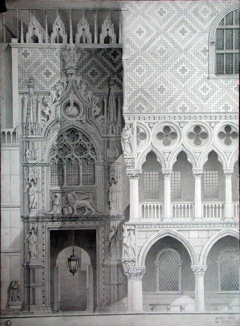 Архитектурная отмывка