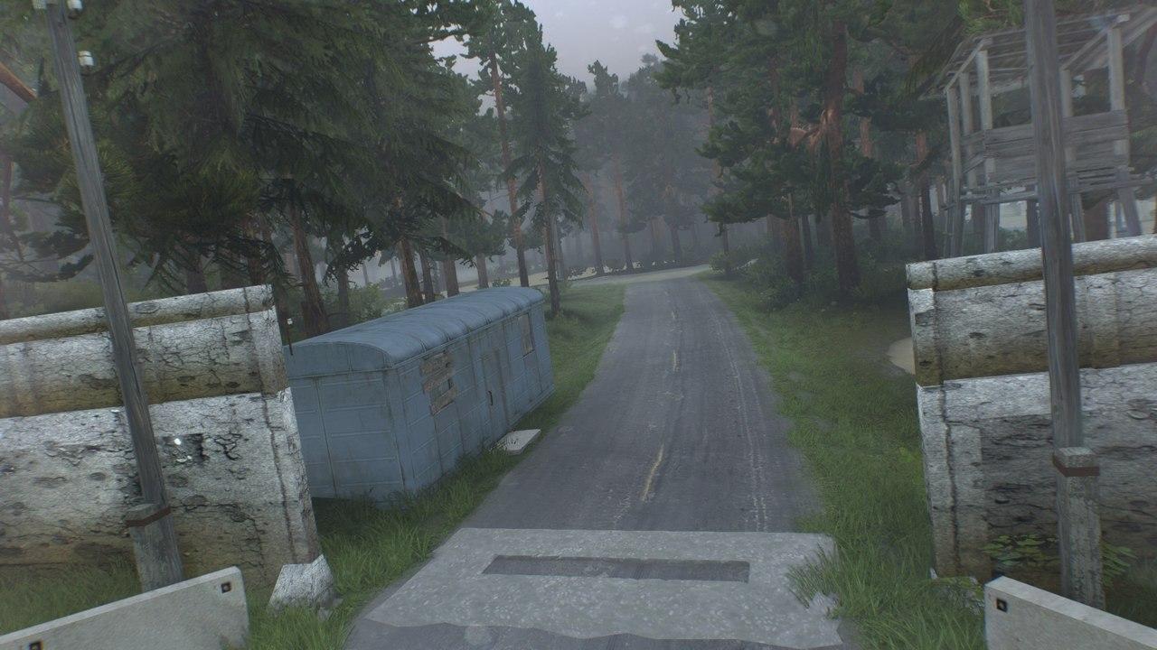 "Карта ""Abandoned Mines"" для 25.12.15 для Spintires - Скриншот 1"