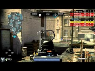 Vexx Revenge vs Team Orbit - Game 3 - Group B - CoD Championships 2014