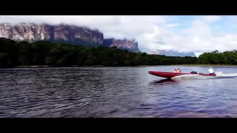 Это Венесуэла волшебная земля Esto es Venezuela tierra mágica