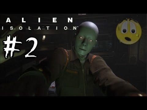 Alien Isolation. Встречи. Центр связи Сигсон   Видео прохождение игры. Летсплей. ps4 live стрим