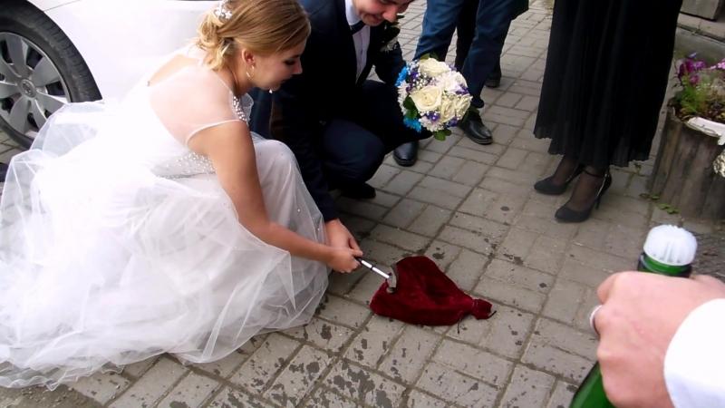 Свадьба Рустама и Виктории! 07.09.18г.