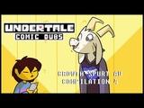 Growth Spurt AU Comic Dub Compilation 4 (Undertale Comic Dubs)