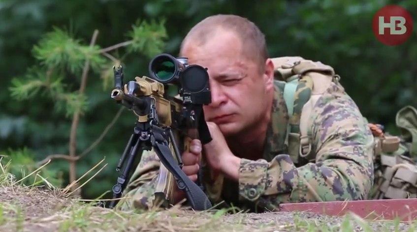 """Командир батальона """"Киев-2"""": """"У нас небоеготовные автоматы, но мы едем на фронт, рассчитывая на наше умение и желание победить"""" - Цензор.НЕТ 6231"""