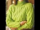 Современные Пуловеры Спицами - 2019 / Modern Pullovers Knitting
