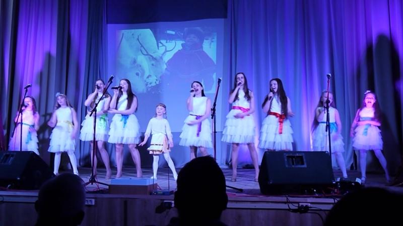 «Рулатэ» - финская народная песня.