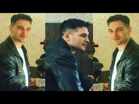 Cagatay Ulusoy Spotted On Set Of The Protector