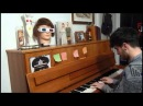 Crystal Castles - Affection (piano cover)