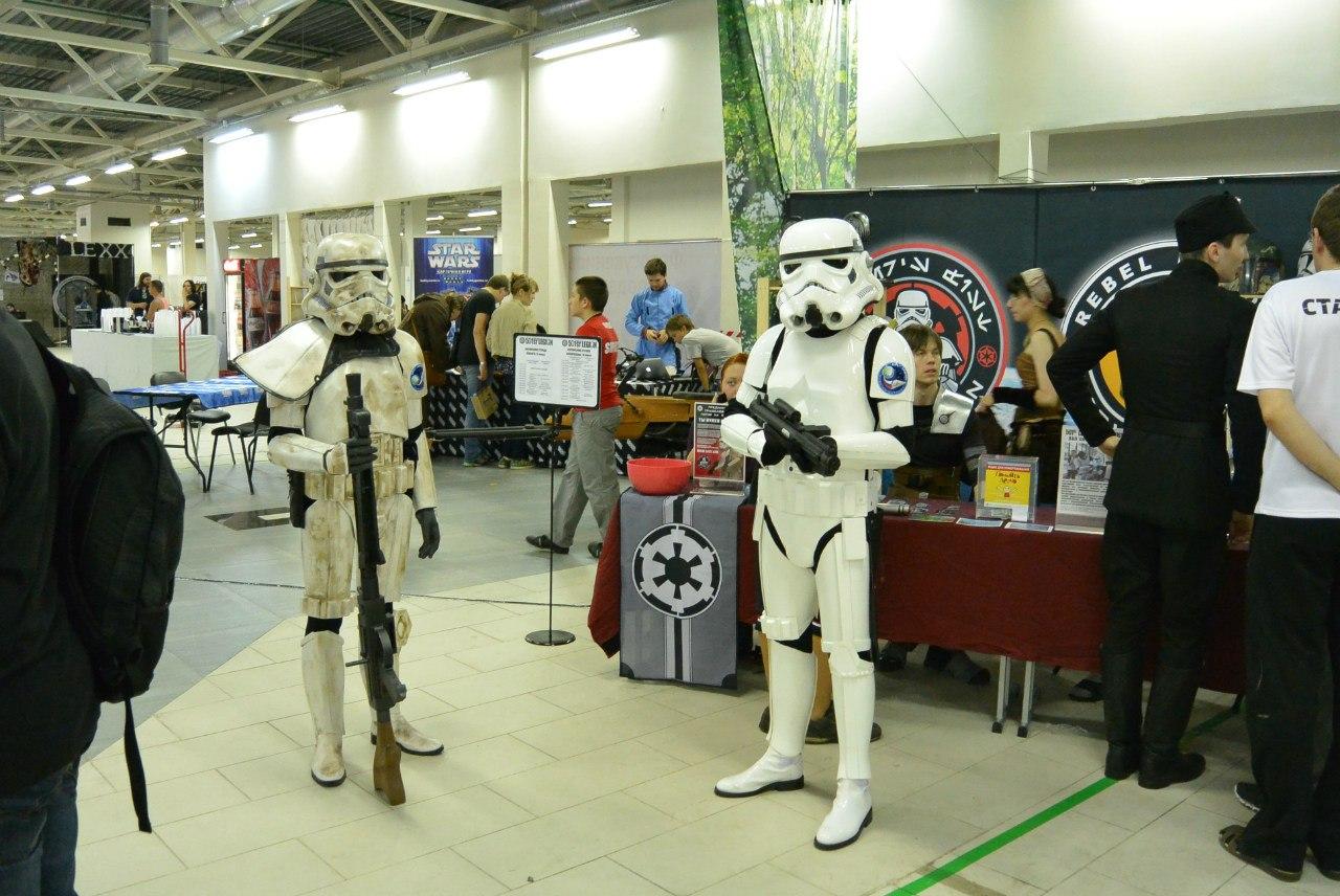 Новости Звездных Войн (Star Wars news): СТАРКОН прошел!