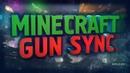 Minecraft Gun Sync: Beastmode - Top sync.