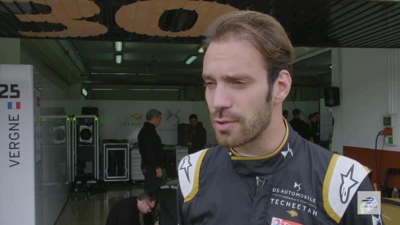 Im Here To Gain Another Title - Jean-Eric Vergne Talks New Formula E Season