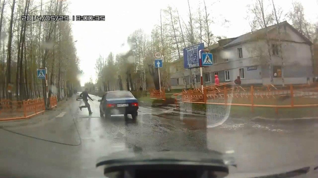 Авария в Томской области 29 05 2014