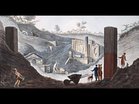 Древние Помпеи Индустрия лжи или кто скрывает правду