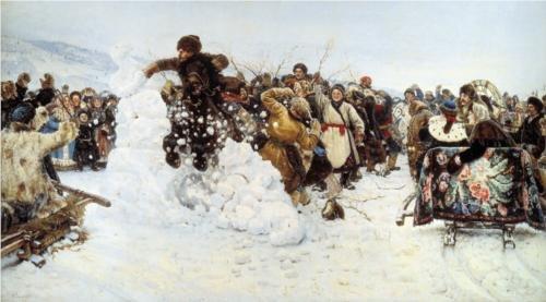репродукции картин художников: