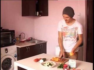 Кафе Ганга - День вегетарианства - Телеканал ТНТ Владивосток 01_10_2013