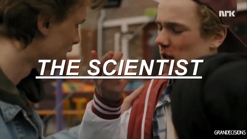 Evak skam coldplay the scientist
