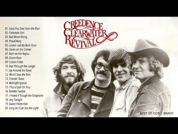 CCR Greatest Hits Full Abum 2017 - Best Song CCR Playlist