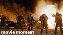 Форсаж 4 2009 - Доменик против Феникса 8/10 movie moment