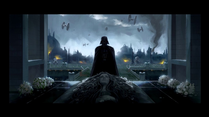 Orchestra Darth Vader Sad Theme [New version]