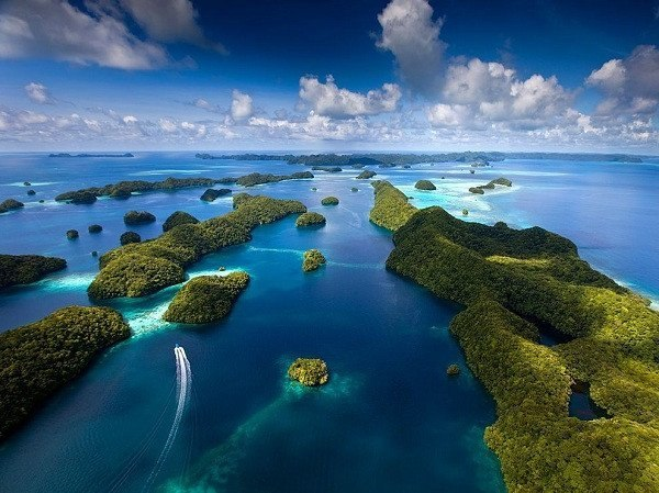 Рок-Айлендс, Палау