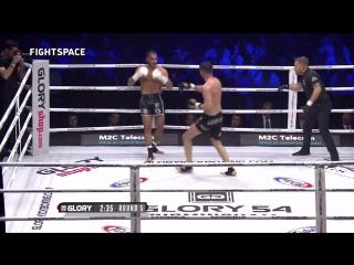 Glory 54: Арут Григорян — Алим Набиев | Harut Grigorian vs. Alim Nabiyev |