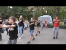 Мастер-класс Школы уличных танцев «Синий квадрат»